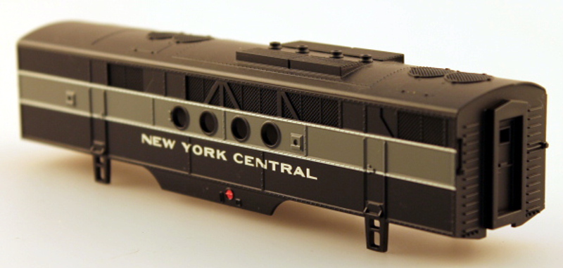Body Shell - New York Central (HO: FT-B)