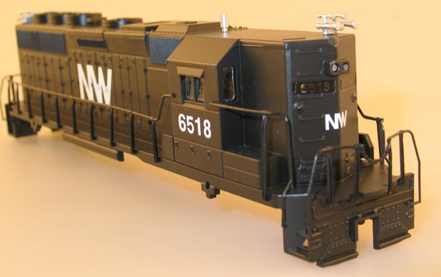 Body Shell (GP50)(HO Scale)