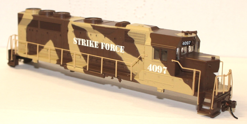 Shell - Camo Strike Force (HO GP40)