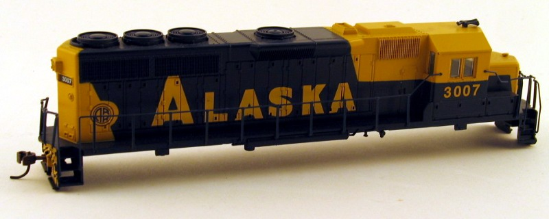 Shell - Alaska #3019 (HO GP40)