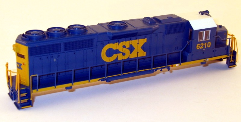 Shell - CSX #6214 (HO GP40)