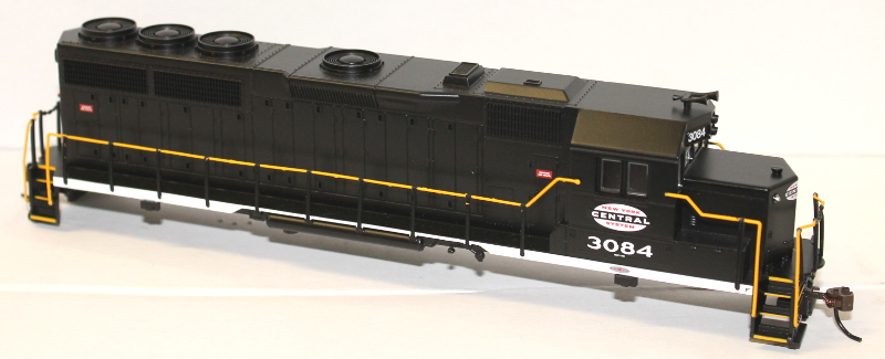 Shell - NYC #3084 (HO GP40)