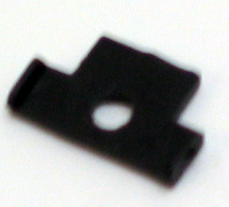 Coupler Cover (HO GP40/GP50)