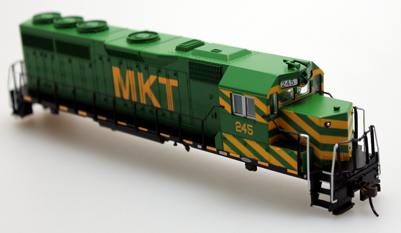 Shell - MKT #245 (HO GP40)