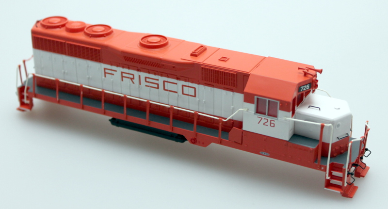 Shell - Frisco #726 (HO GP35)