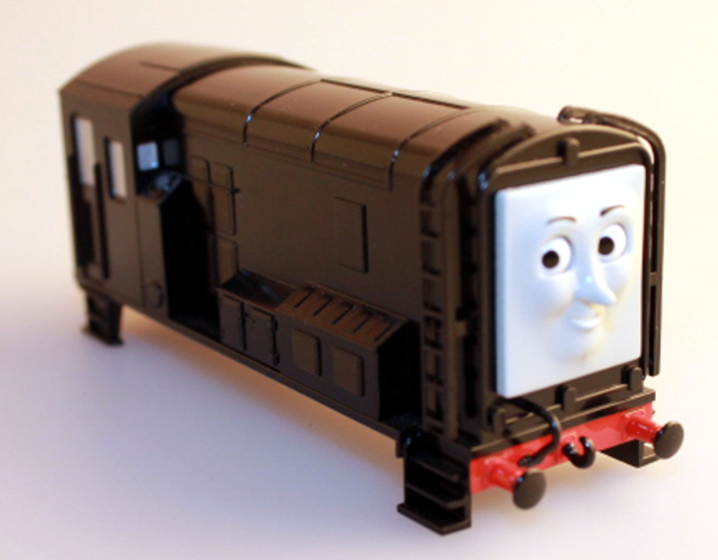 Loco Shell (HO Thomas & Friends - Diesel)