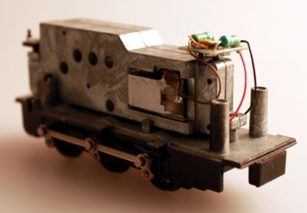 Complete Chassis (HO Thomas & Friends - Diesel)