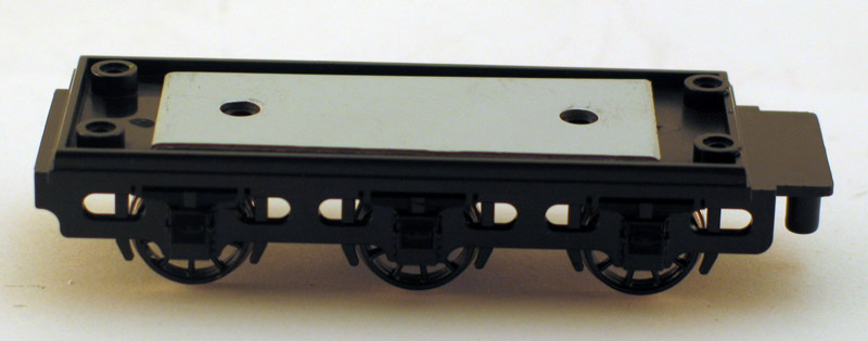 Tender Chassis W/Wheels (HO Donald/Douglas)