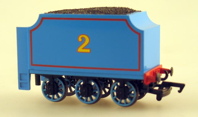 Tender Chassis w/ Shell (HO Edward)