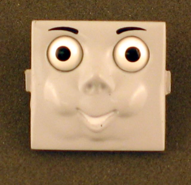 Faceplate w/Eyes (HO Toby)