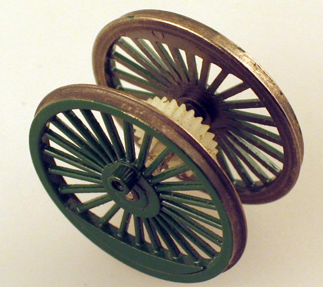 Drive Wheel - Large (HO Emily)