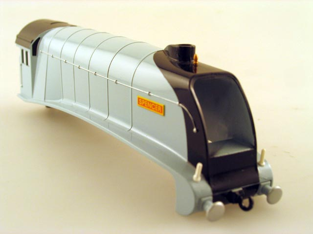 Body Shell (HO Spencer)