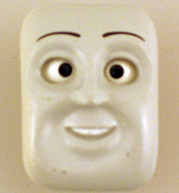 Faceplate w/Eyes (HO Spencer)
