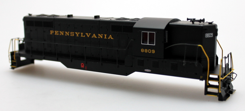 Shell - Pennsylvania #8809 (HO GP7/GP9)