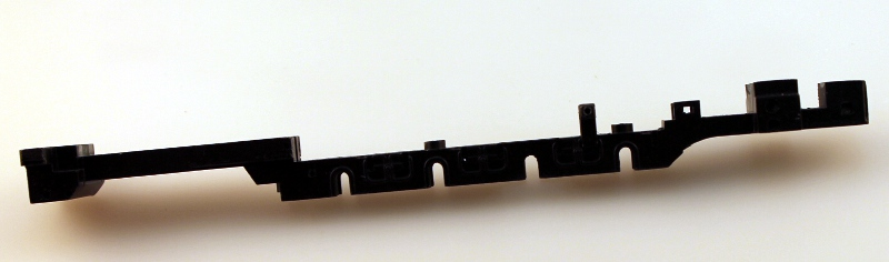 Chassis Frame-Dull (HO Class J 4-8-4)