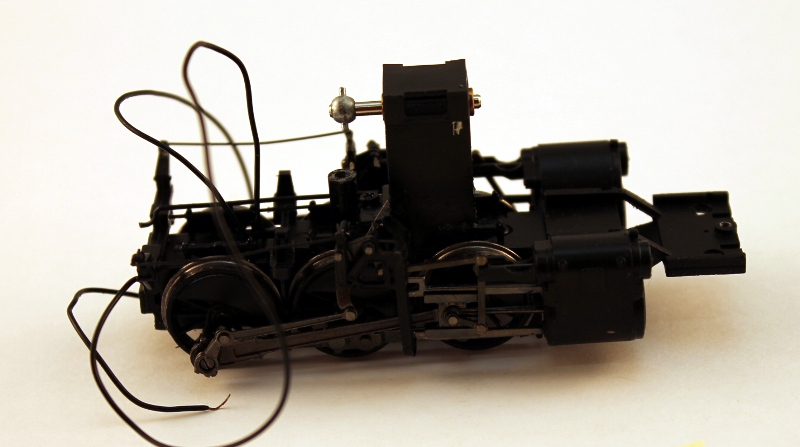 Front Truck (2-6-6-2) (HO Scale)