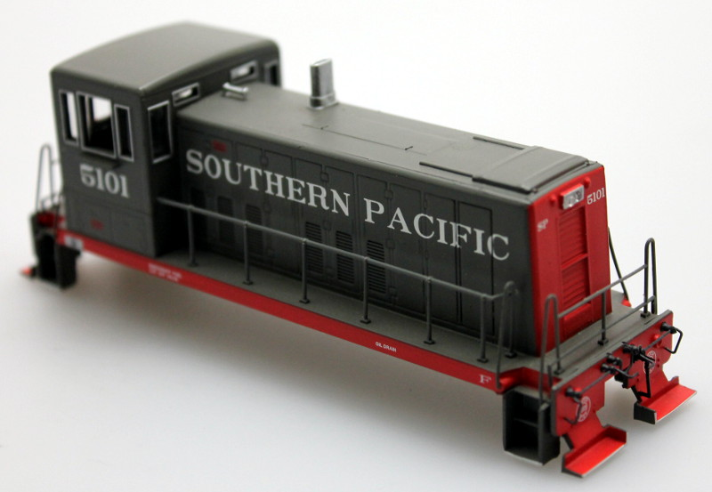 Shell - Southern Pacific #5101 (HO 70 Ton)