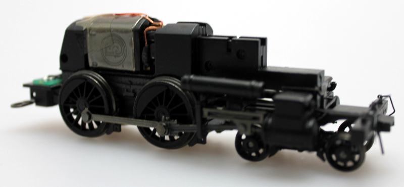 Loco Chassis - Complete (HO 4-4-0 Baldwin)