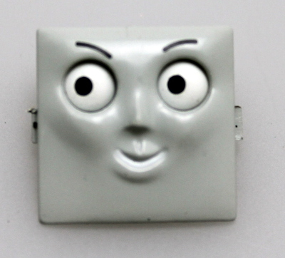 Face Plate w/ Eyes (HO Mavis) - Click Image to Close