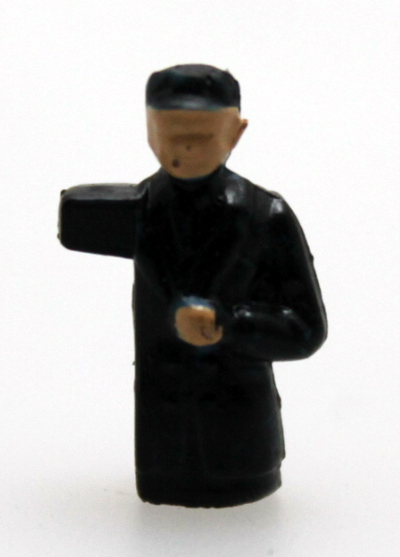 Engineer - Left Hand, Black (HO Universal)