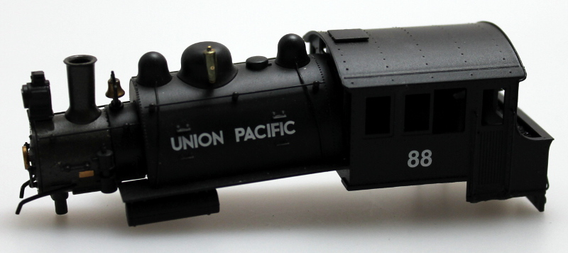 Loco Shell - Union Pacific #88 (HO 0-6-0 Saddle Tank)