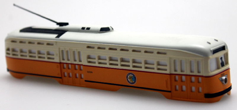 Body Shell - Boston (HO PCC Trolley)