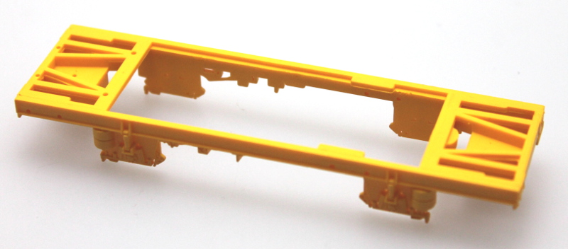 Chassis Frame [DCC Equipped] (HO Ballast Vehicle w/Crane)