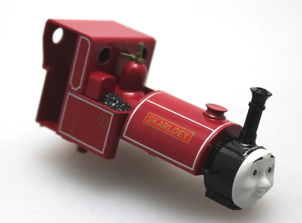 Body Shell w/Faceplate (HO Narrow Skarloey)