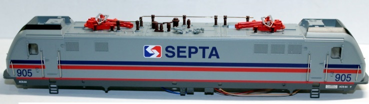 Shell - Septa #905 ( HO ACS-64 )