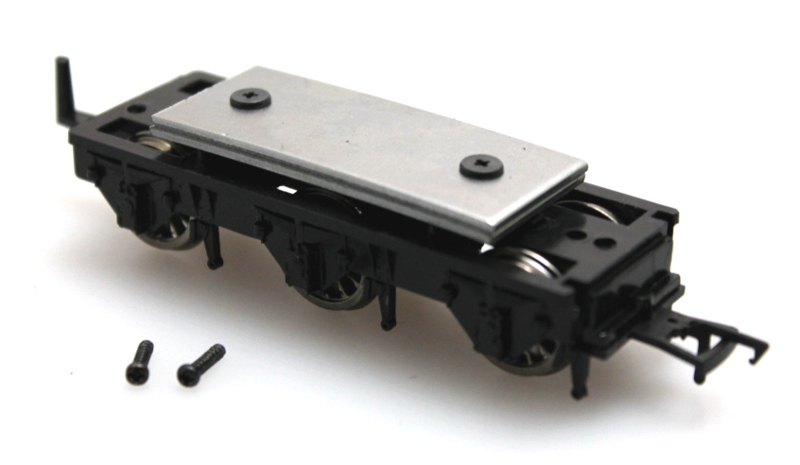 Tender Chassis (HO Harry Potter)
