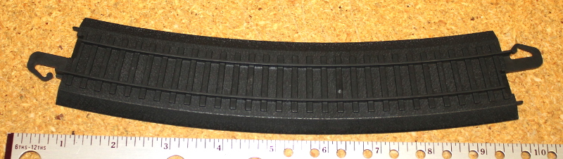 Plastic Track - Curved (HO Scale)