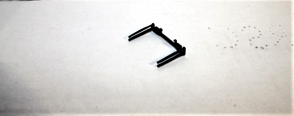 Valve Guide Black ( HO 4-4-0 DCC Ready and SV )