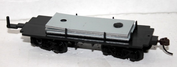 Complete Tender Chassis w/Wheels (HO 0-6-0/2-6-0/2-6-2 S.T.)