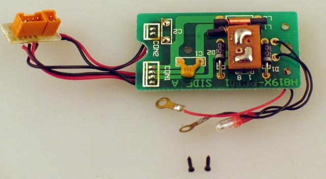 PCB Assembly w/Wire (HO 2-8-0)