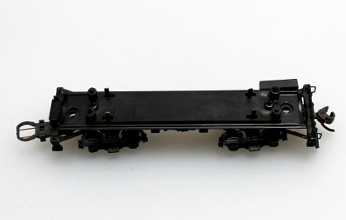Vandy Tender Chassis w/Wheels (N 2-6-6-2)