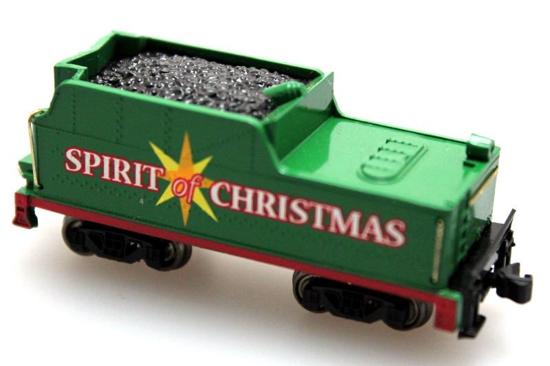 Short Haul Tender Complete - Spirit of Christmas (N 0-6-0)