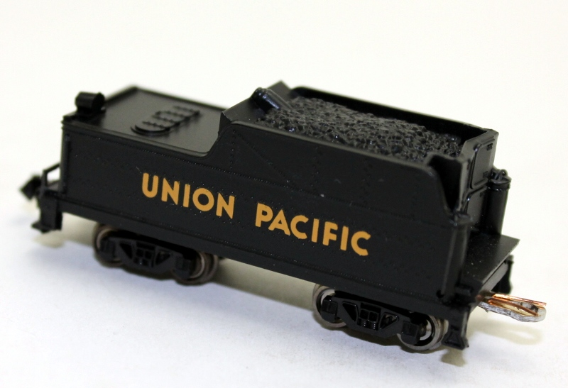 Short Haul Tender Complete - Union Pacific (N 0-6-0)