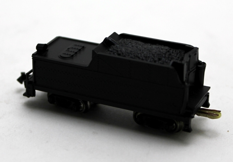 Short Haul Tender Complete - Undecorated (N 0-6-0)
