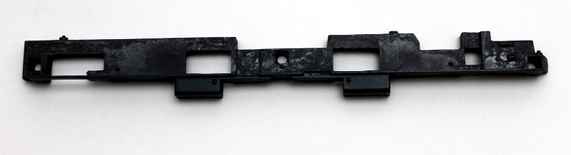 Chassis - Left (N Scale DD40AX)