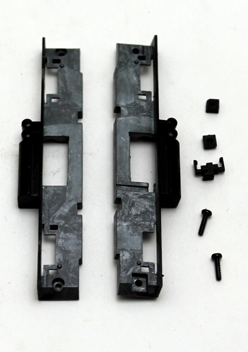 Chassis w/Screws & Spacers (N GP-7)