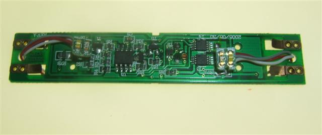 Circuit Board (N Acela) - Click Image to Close