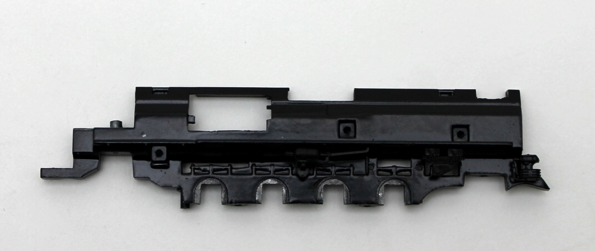 Loco Chassis - Left (N Class J 4-8-4)