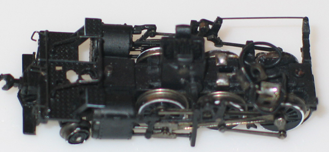 Front Gearbox (N 2-6-6-2)