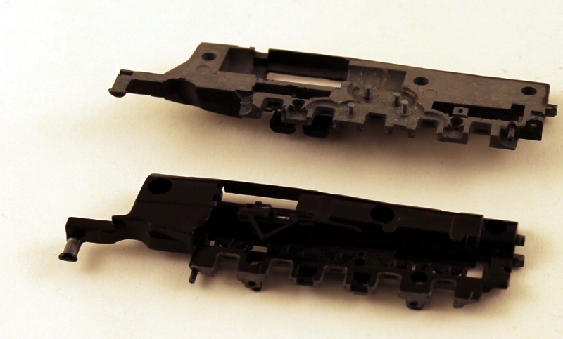 Loco Chassis L & R (N Scale 2-10-2)