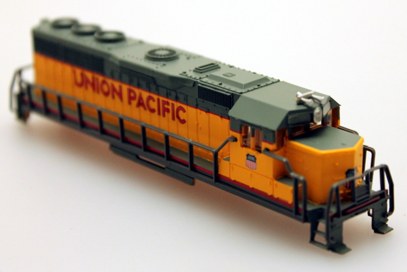 Body Shell - Union Pacific (N GP40)