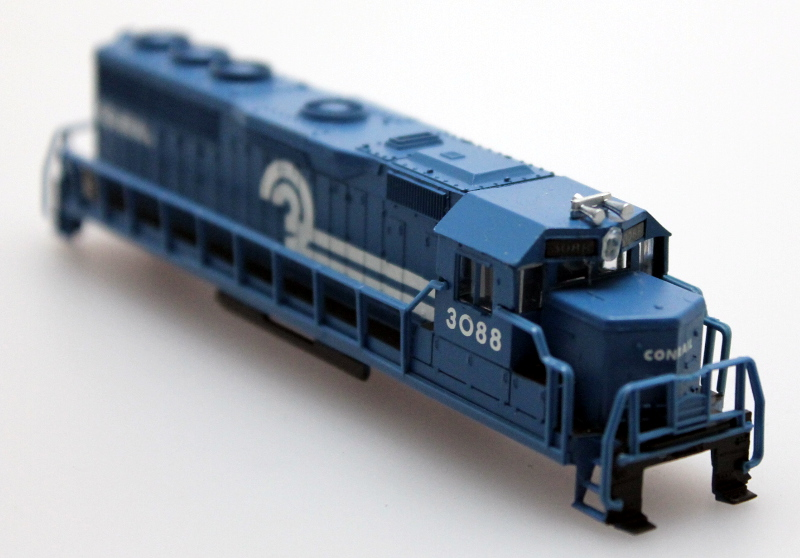 Body Shell - Conrail #3088 (N GP40)