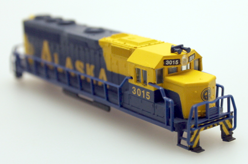 Body Shell - Alaska #3018 (N GP40)