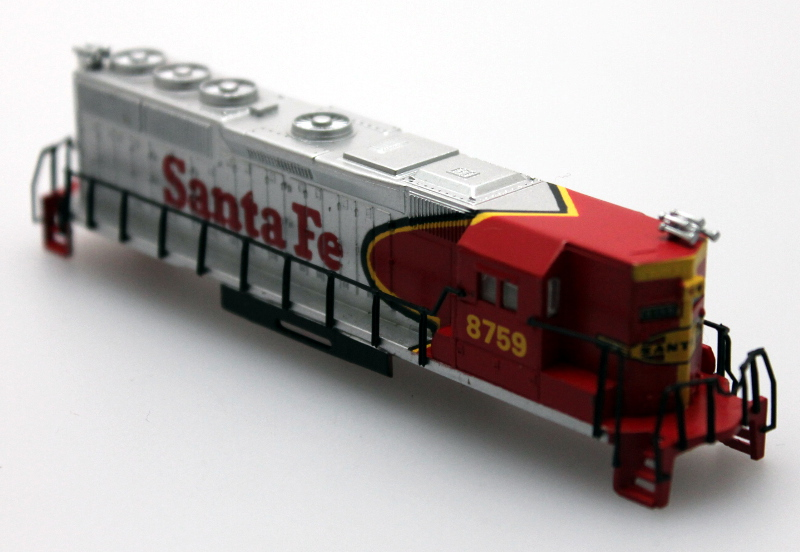 Body Shell - Santa Fe #8759 (N GP50)