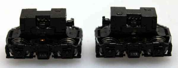Truck/pair - Black (N GP-7)