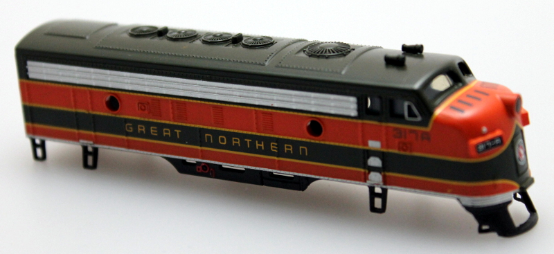 Body Shell A Unit - Great Northern #317 (N F7A)